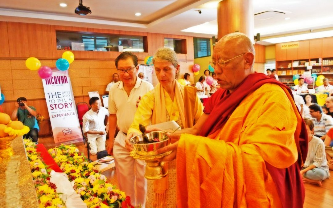 Wesak@BGF2018: A Weekend of Art, Honoring the Sangha and Celebrating the Buddha